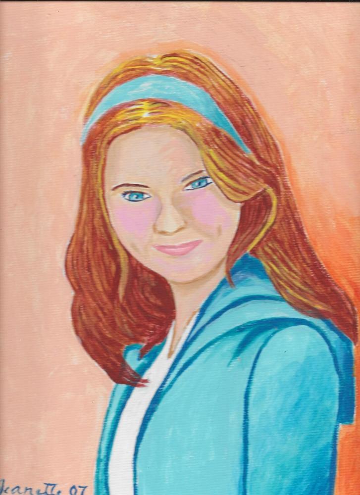 Kirsten Dunst par Jeanette